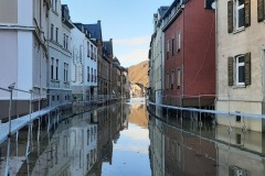 Hochwasser in Sankt Goarshausen - 6/7 Februar 2021