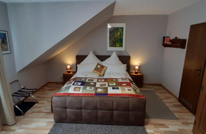 Doppelzimmer »Grünspecht«
