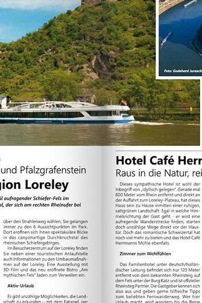 »Reiseziele Deutschland – Top Reisetipps 2020«